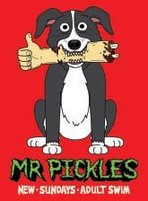 Mr Pickles-Web